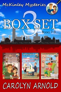 McKinley Mysteries Box Set Three: Books 7-9