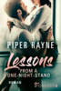 Piper Rayne - Lessons from a One-Night-Stand Grafik