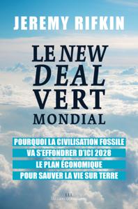 Le New Deal Vert Mondial La couverture du livre martien