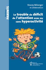 Le trouble de déficit de l'attention avec ou sans hyperactivité (CPP) La couverture du livre martien