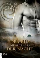 Nalini Singh - Age of Trinity - Der Ruf der Nacht artwork