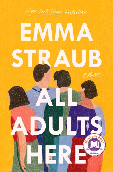 All Adults Here - Emma Straub book cover