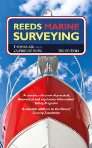 Reeds Marine Surveying Libro Cover