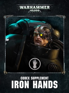 Codex Supplement: Iron Hands (Enhanced Edition) da Games Workshop