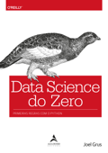 Data Science do Zero Book Cover