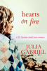 Julia Gabriel - Hearts on Fire  artwork