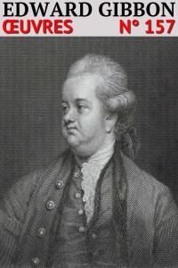 Edward Gibbon La couverture du livre martien