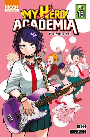 My Hero Academia T19 PDF Download