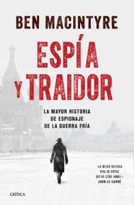 Espía y traidor Book Cover
