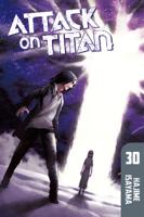 Hajime Isayama - Attack on Titan Volume 30 artwork