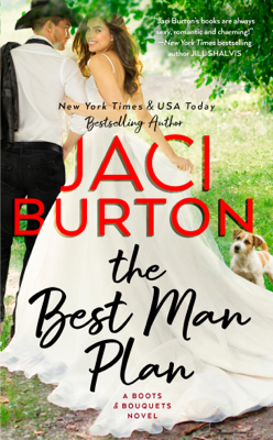 Jaci Burton - The Best Man Plan book