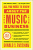 Donald S. Passman - All You Need to Know About the Music Business artwork