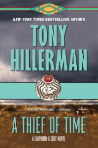 A Thief of Time Book Cover