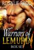 Rosalie Redd - Warriors of Lemuria Box Set artwork