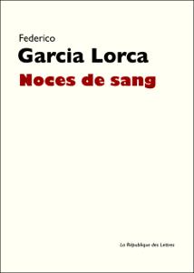 Noces de sang La couverture du livre martien
