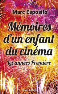 Mémoires d'un enfant du cinéma La couverture du livre martien