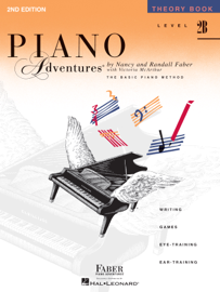 Piano Adventures : Level 2B - Theory Book