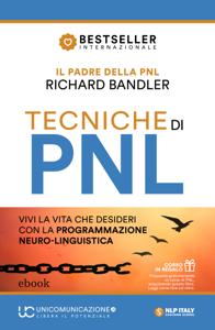 Tecniche di PNL Copertina del libro