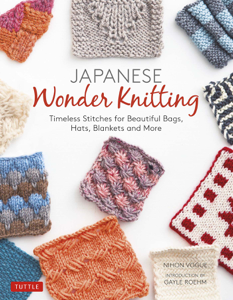 Japanese Wonder Knitting Copertina del libro