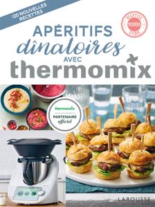 Apéritifs dînatoires avec Thermomix Libro Cover