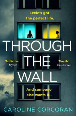 Caroline Corcoran - Through the Wall book