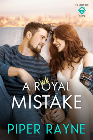 A Royal Mistake - Piper Rayne