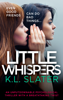K.L. Slater - Little Whispers artwork