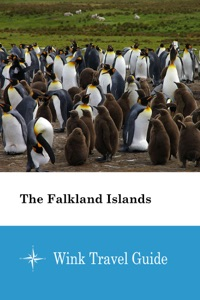 The Falkland Islands - Wink Travel Guide Book Cover
