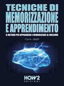 Tecniche di Memorizzazione e Apprendimento Book Cover