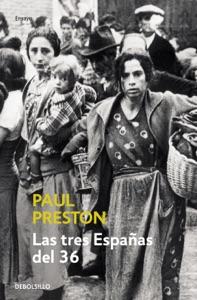 Las tres Españas del 36 Book Cover