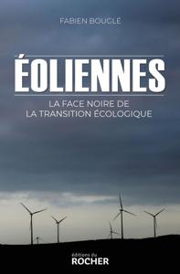 Eoliennes : la face noire de la transition écologique La couverture du livre martien