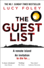 Lucy Foley - The Guest List artwork