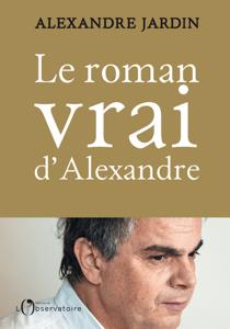 Le roman vrai d'Alexandre La couverture du livre martien