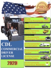 CDL Commercial Drivers License InterActive Exam Prep