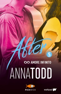 After 5. Amore infinito Book Cover