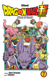 Dragon Ball Super - Tome 07
