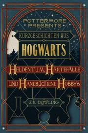 Kurzgeschichten aus Hogwarts: Heldentum, Härtefälle und hanebüchene Hobbys PDF Download
