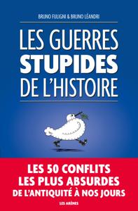 Les Guerres stupides de l'Histoire La couverture du livre martien