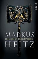 Markus Heitz - Der Krieg der Zwerge artwork