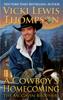 Vicki Lewis Thompson - A Cowboy's Homecoming artwork