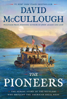 David McCullough - The Pioneers book