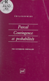 Pascal : contingence et probabilités