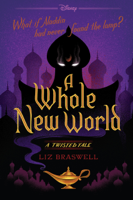 Liz Braswell - A Whole New World artwork