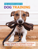 The Ultimate Guide to Dog Training Book Cover