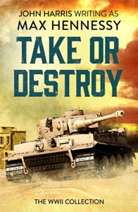 Take or Destroy Book Cover