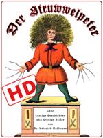 Heinrich Hoffmann - Der Struwwelpeter  artwork