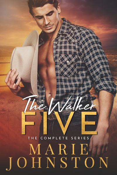 The Walker Five Series - Marie Johnston book cover