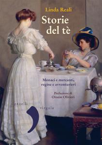 Storie del tè Libro Cover