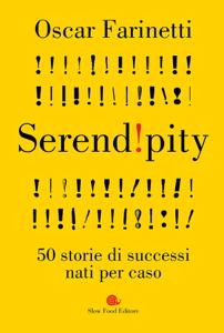 Serendipity Copertina del libro