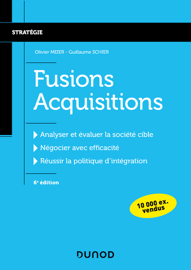 Fusions Acquisitions - 6e éd.
